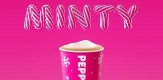 Dunkin' Brings Back Peppermint Mocha And Adds New Merry Mocha Mint Signature Latte