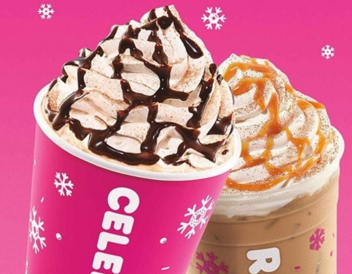 Dunkin' Holiday Lineup Includes New Holiday Eggnog Signature Latte And New Holiday Brownie Crumble Donut