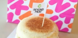 Dunkin' Officially Launches New Beyond Sausage Sandwich Nationwide