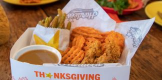 Hardee's Tests Seasonal Meals With New Hardee's Thanksgiving In A Box