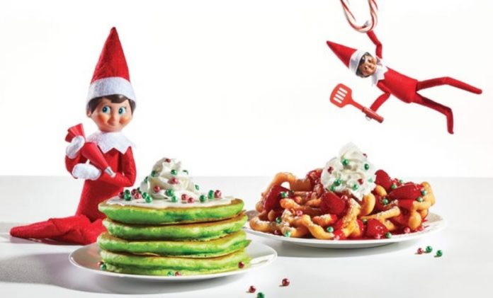 IHOP Reveals New Elf On The Shelf Holiday Menu