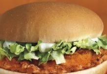 McDonald's Brings Back Hot 'n Spicy McChicken