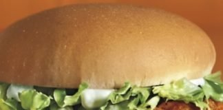 McDonald's Brings Back Hot 'n Spicy McChicken