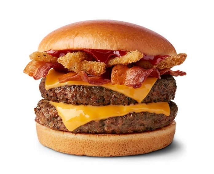 McDonald's Introduces New Bacon BBQ Burger And New Double Bacon BBQ Burger