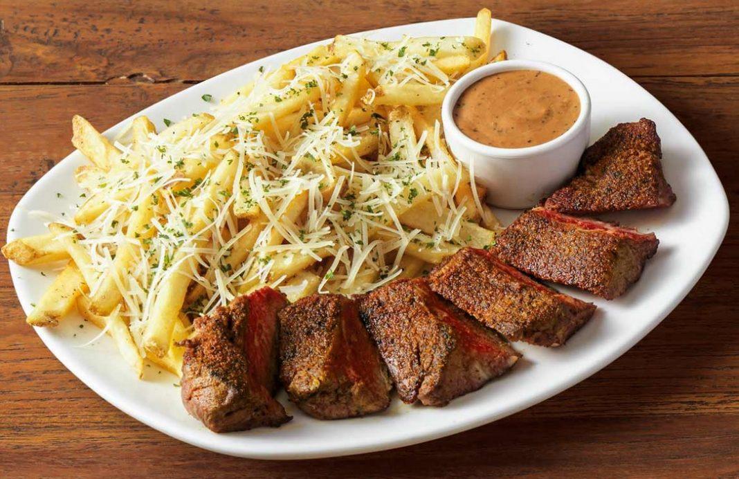 Outback new Steak Frites