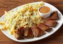 Outback new Steak Frites