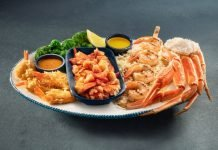 Red Lobster Adds New Butter-Poached Maine Lobster Meat And Crab-Stuffed Shrimp Rangoon As Part Of Returning Create Your Own Ultimate Feast Promotion