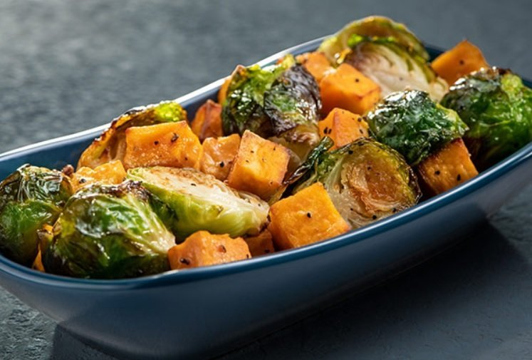 Red Lobster New Roasted Harvest Vegetables
