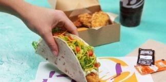 Taco Bell New Crispy Tortilla Chicken Strips And New Crispy Tortilla Chicken Taco hero