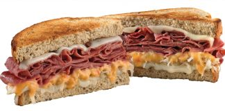 The Reuben On Rye Returns To Which Wich