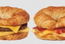 Burger King 2 for $4 Breakfast Sandwiches Deal Hero