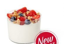 Chick-fil-A Greek Yogurt Parfait New Recipe hero