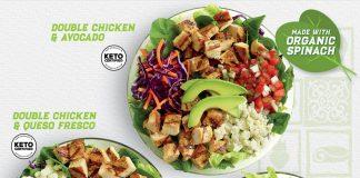 El Pollo Loco New Pollo Fit Bowls menu