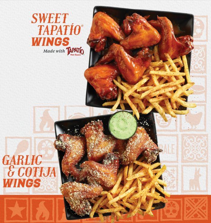 El Pollo Loco New Whole-Cut Wings hero