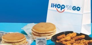 IHOP New Family Feast Meal hero