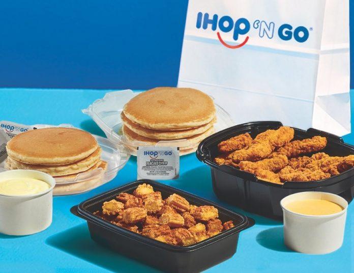 IHOP New Family Feast Meal hero