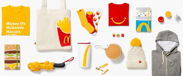 McDonald's Golden Arches Unlimited Debut Collection hero
