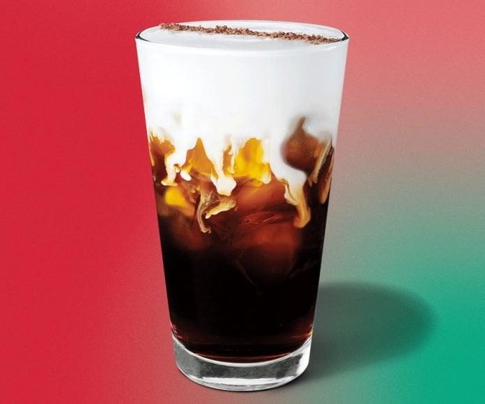 Starbucks New Irish Cream Cold Brew hero
