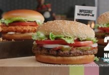 Burger King 2 for $6 Mix and Match now with the Impossible Whopper hero