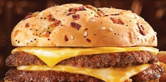 Colby Jack Pub Burger Returns To Culver's hero