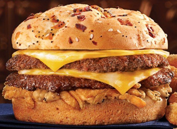 Colby Jack Pub Burger Returns To Culver's hero