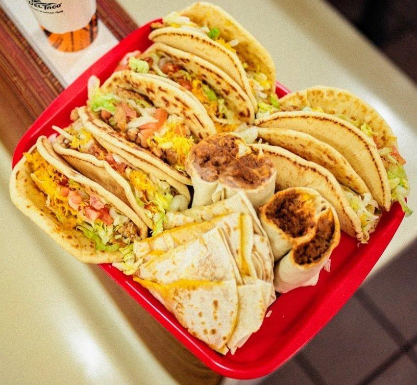 Del Taco Mix 2 Menu hero