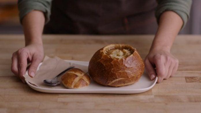 French Onion Soup returns to Panera Bread hero