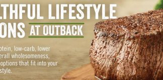 Outback Steakhouse new Keto friendly menu hero