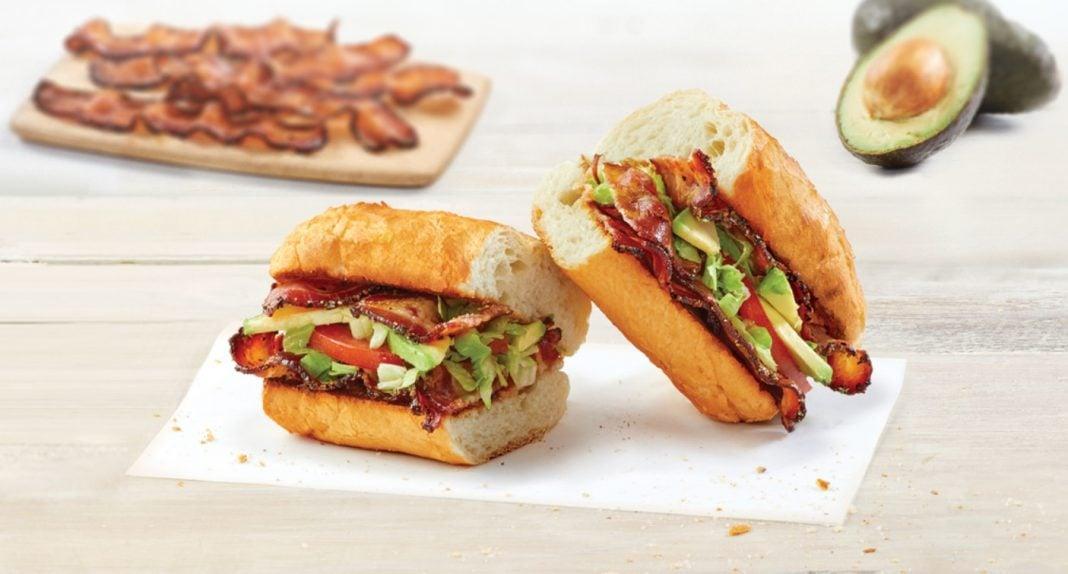 Potbelly new BLTA sandwich hero