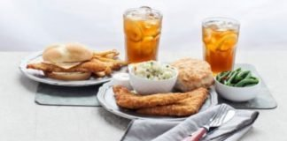Bojangles' Welcomes Back BojAngler Fish Sandwich For A Limited Time While Supplies Last hero