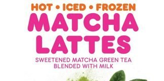 Dunkin' New Matcha Lattes hero