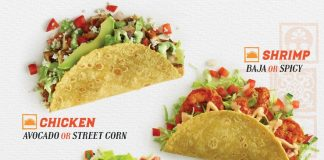 El Pollo Loco New Mix & Match Street Tacos Menu hero