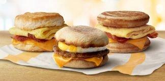 McDonald's 2 For $4 Breakfast Deal hero