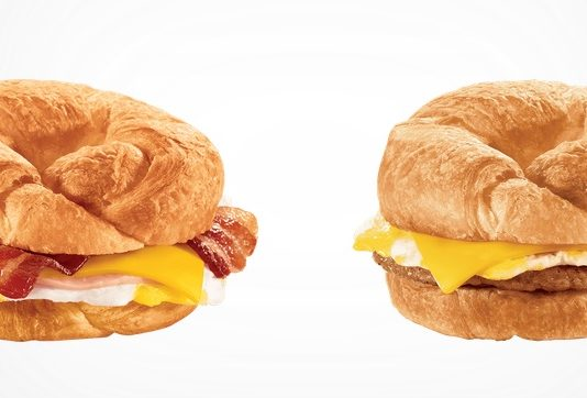 2 For $4 Breakfast Croissants Deal At Jack In The Box hero
