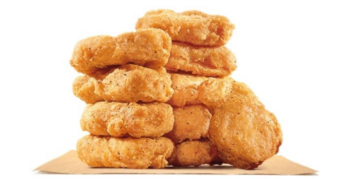 Burger King New $1 8-Piece Chicken Nuggets Deal hero