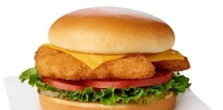 Chick-fil-A Deluxe Fish Sandwich