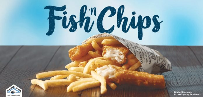 Fish And Chips Are Back At Wienerschnitzel hero