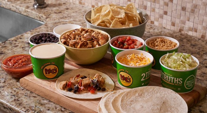 Moe's Southwest Grill New Taco Kit