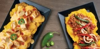 Pollo Tropical new Topped Tostones hero