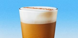 Starbucks New Nitro Cold Brew With Salted Honey Cold Foam hero