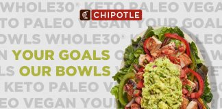 Chipotle Adds Five New Lifestyle Bowls Including Tia-Clair Toomey Bowl And Mat Fraser Bowl