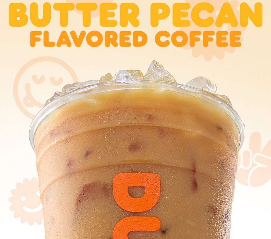 Dunkin brings back Butter Pecan Flavored Coffee