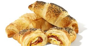 Dunkin' new Croissant Stuffers hero