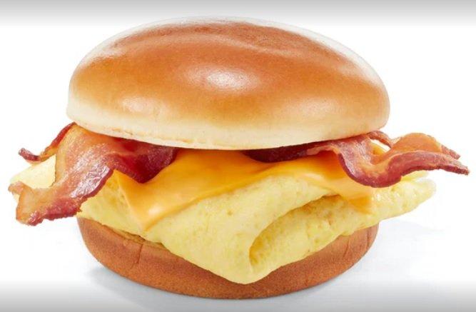 IHOP New Classic Brioche Breakfast Sandwich