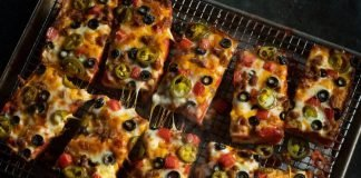 Jet's Pizza Adds New Mexican Pizza To Menu