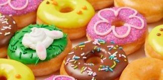 Krispy Kreme new Spring Mini Donuts