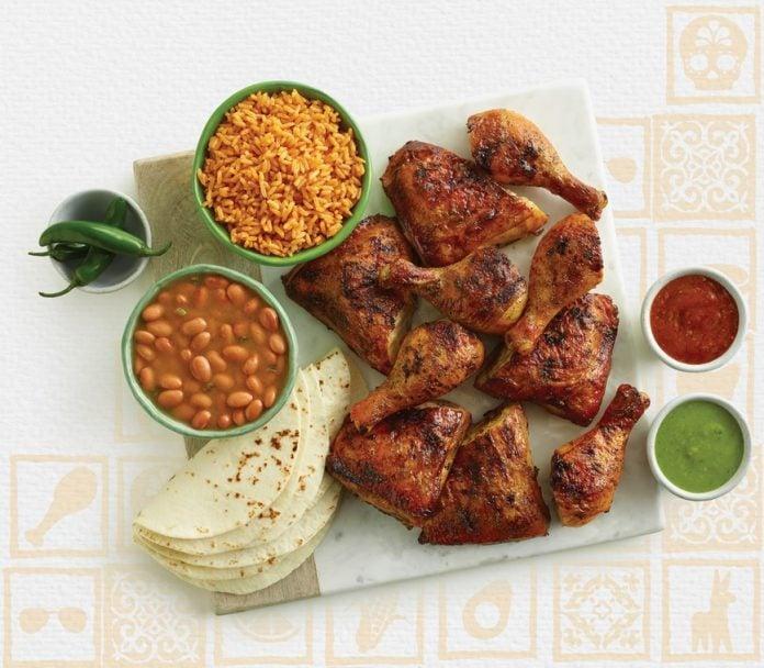 New $20 Familia Dinner Deal At El Pollo Loco