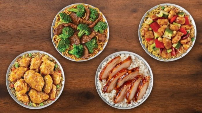 Panda Express Offers New 4 Bowls For $20 Deal