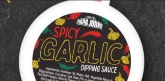 Papa John's Brings Back Spicy Garlic Sauce Permanently