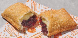 Popeyes Adds Blueberry Lemon Cream Cheese Pie To Menu